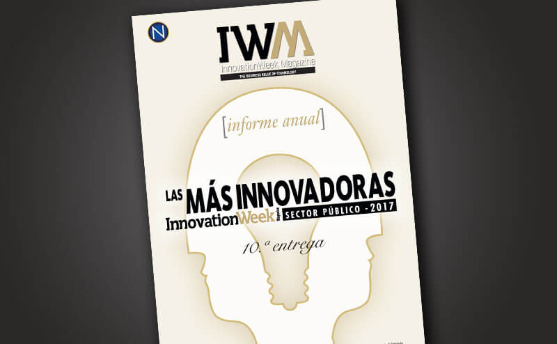 10º Ranking Anual Las más innovadoras de InnovationWeek Magazine