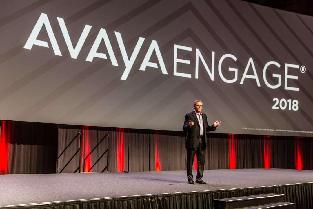 Jim Chirico, CEO de Avaya