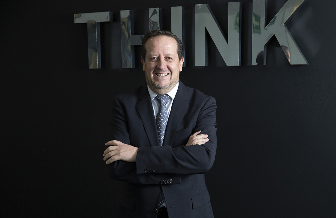 Eduardo Gutiérrez, GM de IBM México