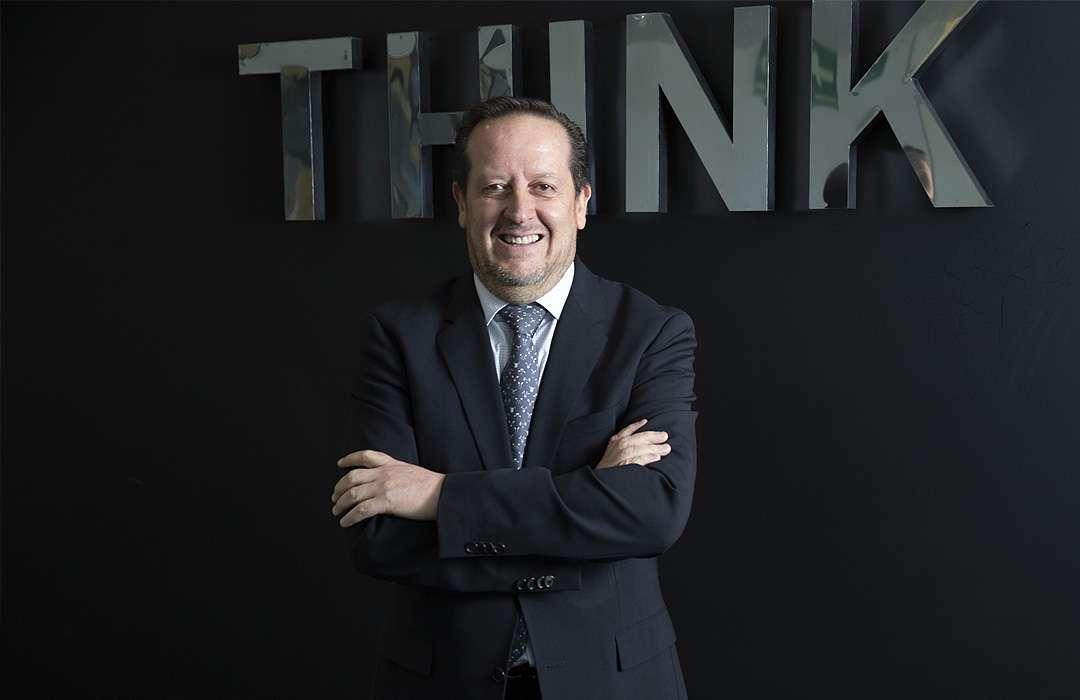 Eduardo Gutiérrez, GM de IBM México