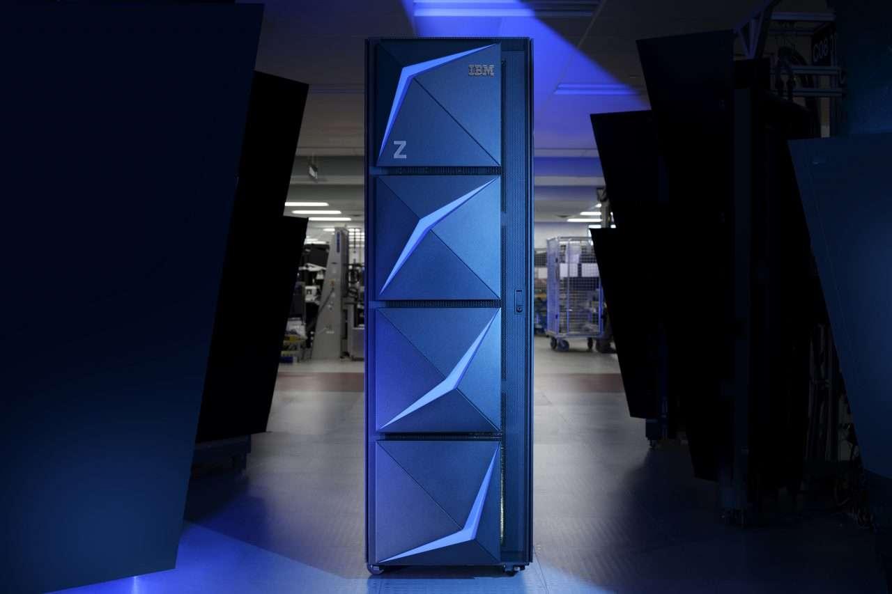 Servidor z15 de IBM