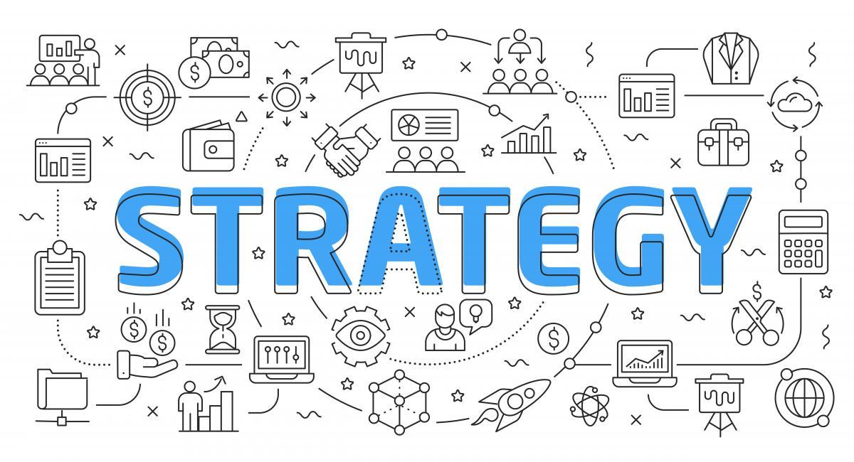 1. Definir una estrategia
